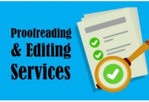 Proofreading of Articles and Blog Posts